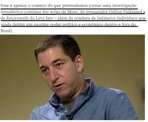 Greenwald e o texto do The_Intercept